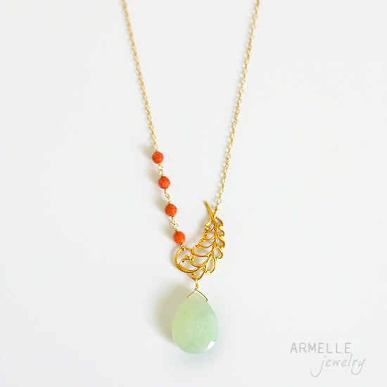 sierra-necklace-coral-and-new-jade
