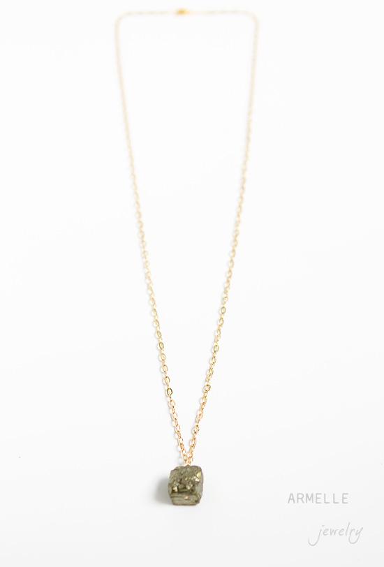 long-pyrite-nugget-necklace4