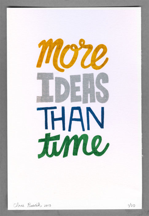more-ideas-than-time