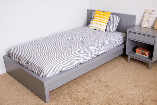 Ikea Hack Malm Bed