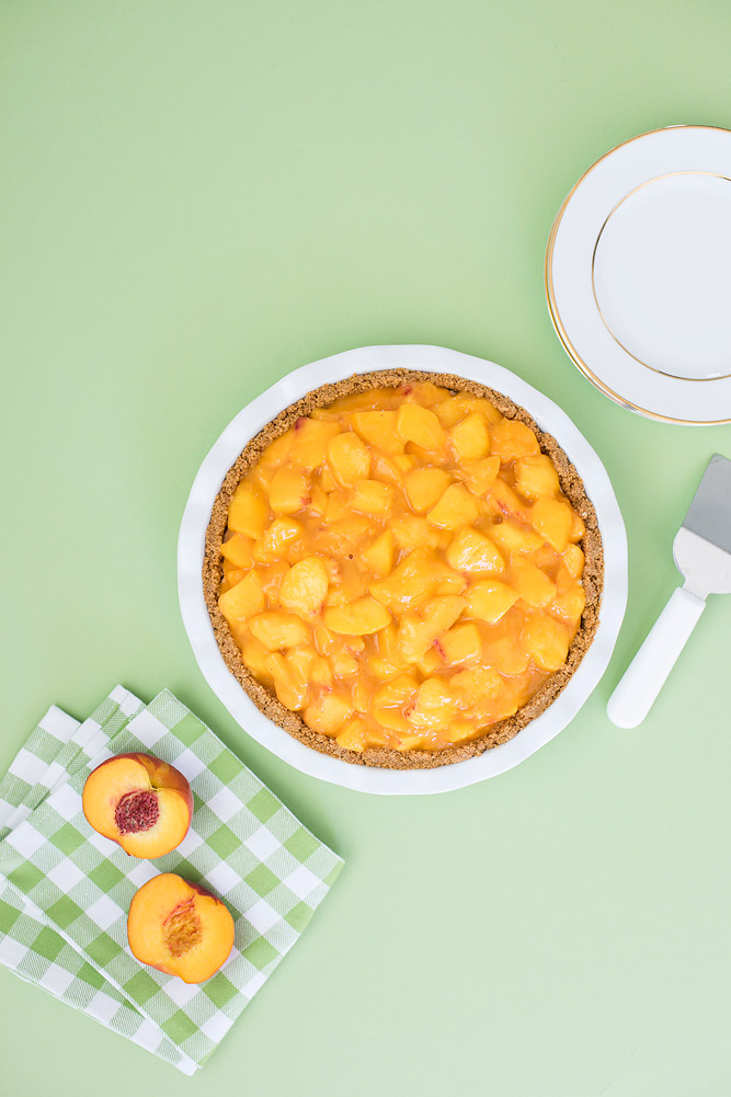 The Best Fresh Peach Pie Recipe