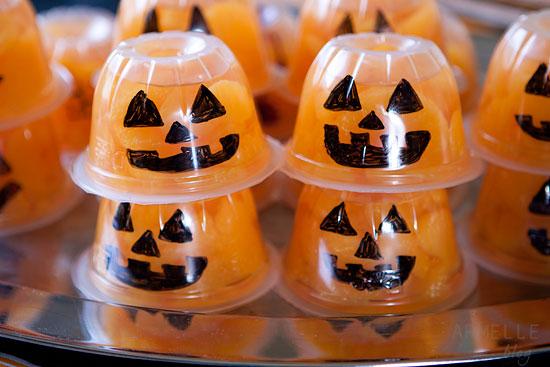 Non-Candy Halloween Party Treats