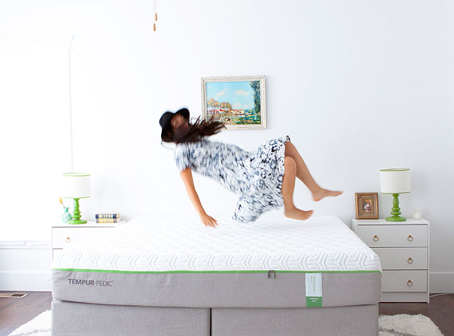 Simple My husband and I have been married for years now this August and we never invested in a high quality mattress I am not sure why because it really is