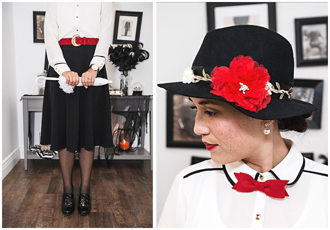 Step by Step Mary Poppins Costume Tutorial