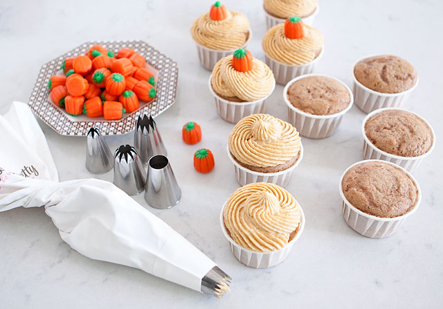 Recipe for Pumpkin Buttercream
