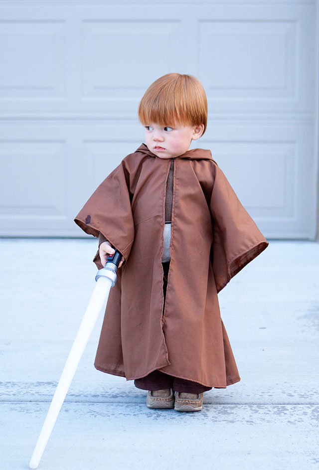 Jedi Costume Luke Skywalker