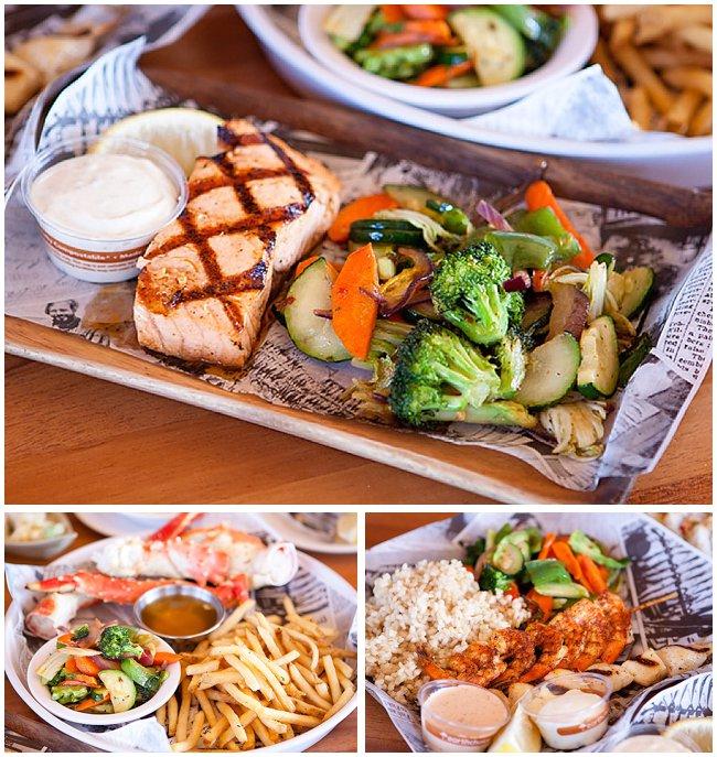Seafood Huntington Beach Fish Camp