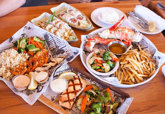 Fish Camp Seafood