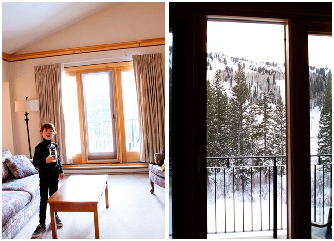 The Inn at Solitude Resort Room with a Mountain View