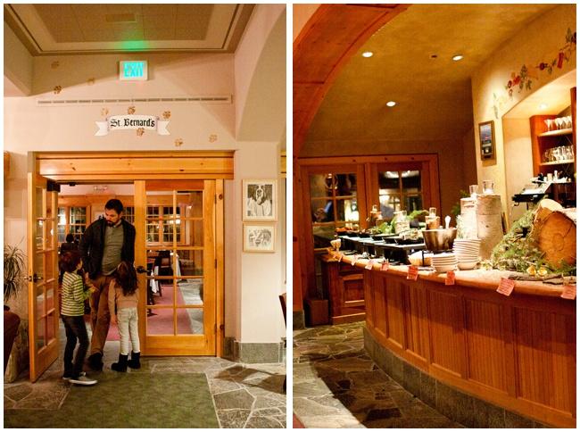 St Bernard's Restaurant at the Inn at Solitude