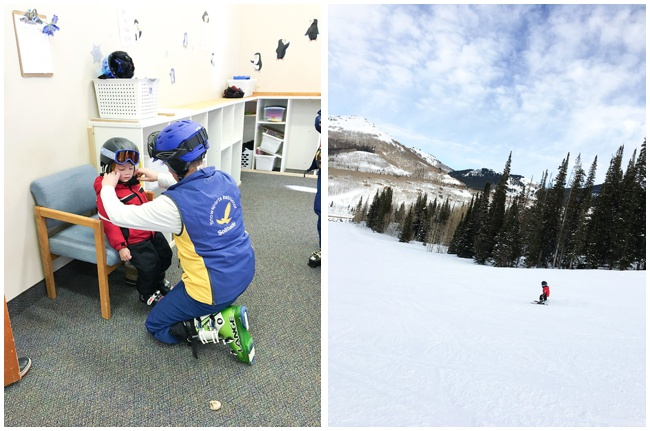 Ski School at Solitude Mountain Resort