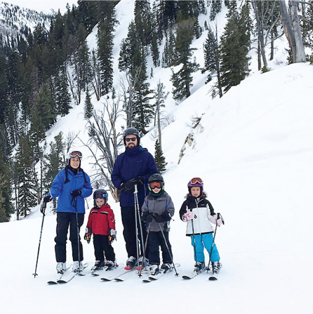 Family Travel // 15 Reasons you need to be a Ski Family // Solitude Mountain Resort