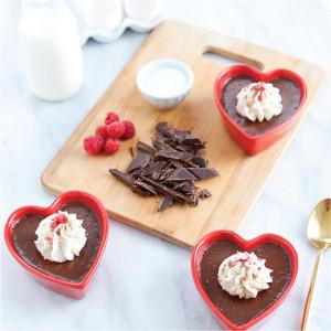 Lindt Chocolate Pot de Creme