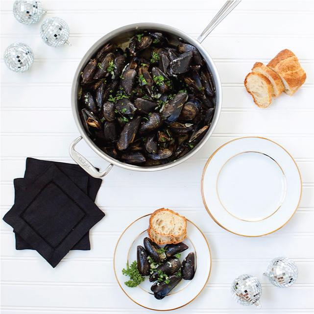 Recipe // Harmons Seafood
