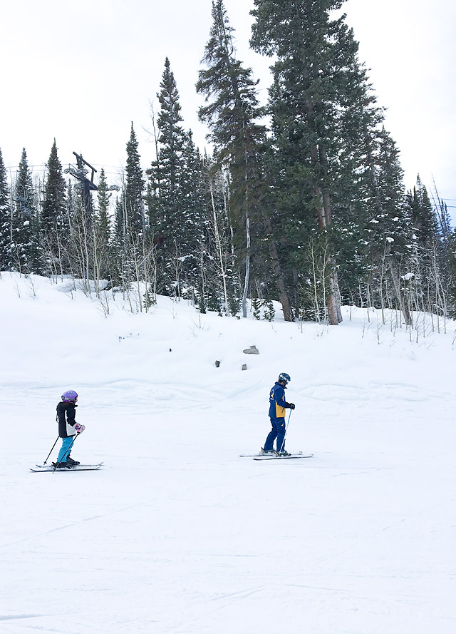Solitude Mountain Resort Ski School