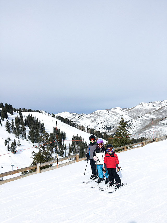 Ski Family Vacation Destinations