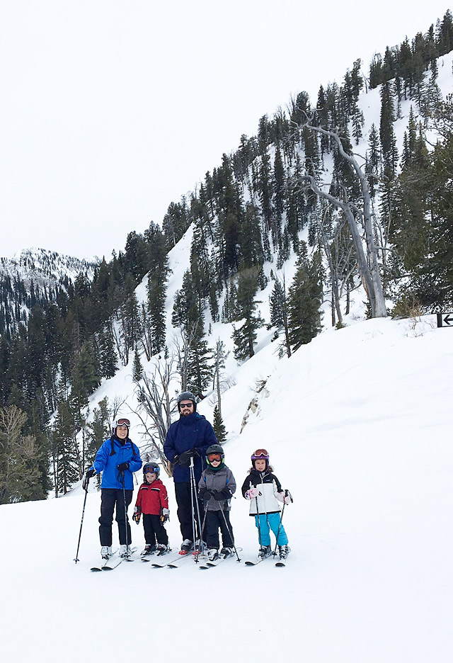 Utah Family Ski Destinations