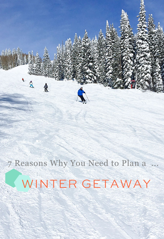 Winter Vacation Getaways Ski Resort Destination Steamboat Springs Family Travel