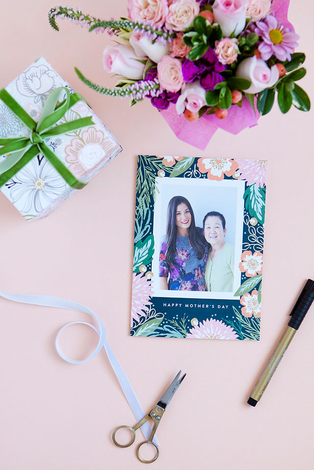 Personalized Mother's Day Cards from Minted
