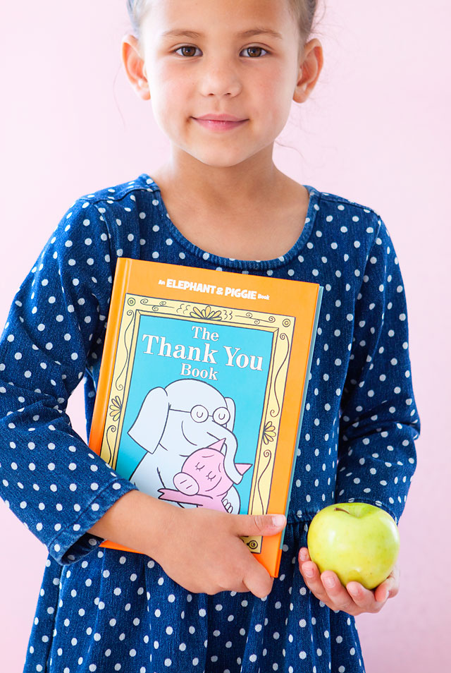Mo Willems Thank You Book
