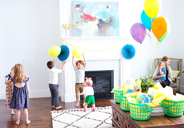 Pampers Easy Ups Potty Training Kids Party and Potty Training Advice
