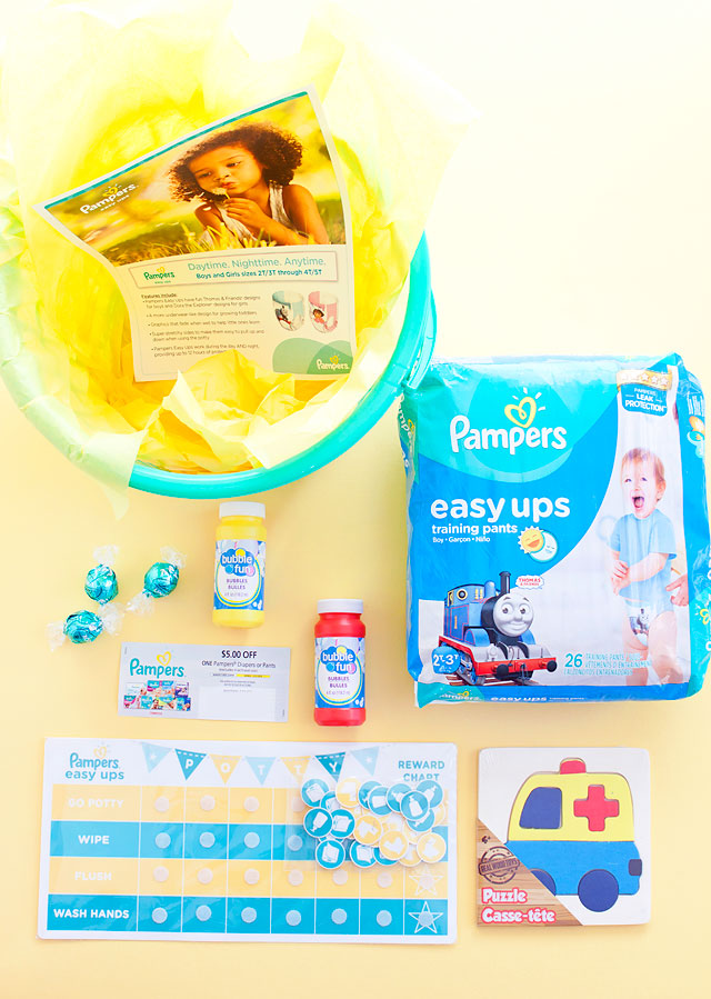 A Kit for Potty Training Survival