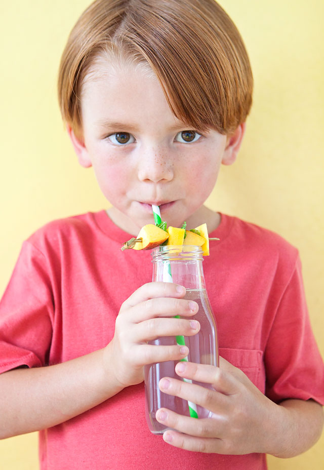 Kids Probiotic Drink Mixes