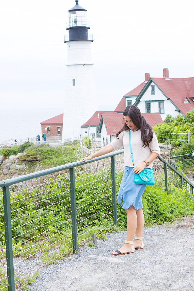 Travel Wardrobe Cape Elizabeth Maine