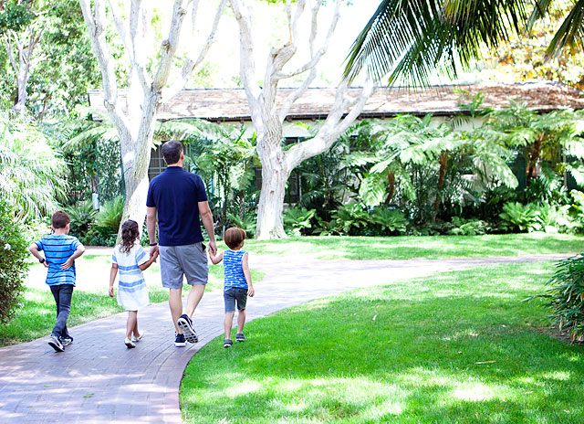Family Friendly Santa Barbara Luxury Hotels