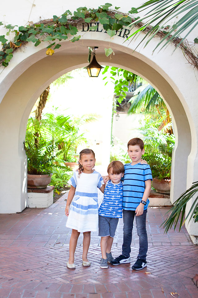 5 Reasons to Stay Beachside // The Four Seasons Resort the Biltmore Santa Barbara // Family Travel