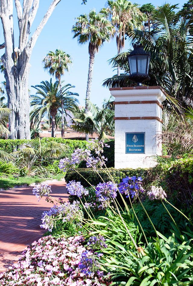 Four Season Resort Santa Barbara The Biltmore