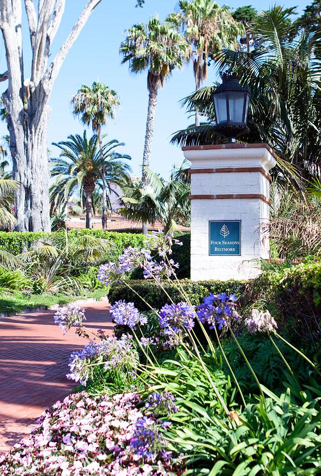 Four Season Resort Santa Barbara The Biltmore