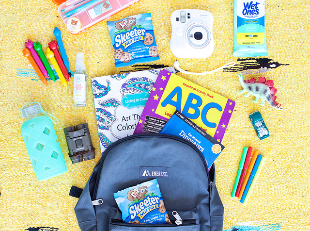 Travel and Road Trip Essentials for Kids