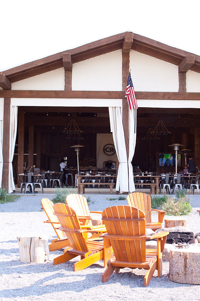 Bear Lake Restaurant Conestoga Ranch Campfire Grill Bear Lake Utah