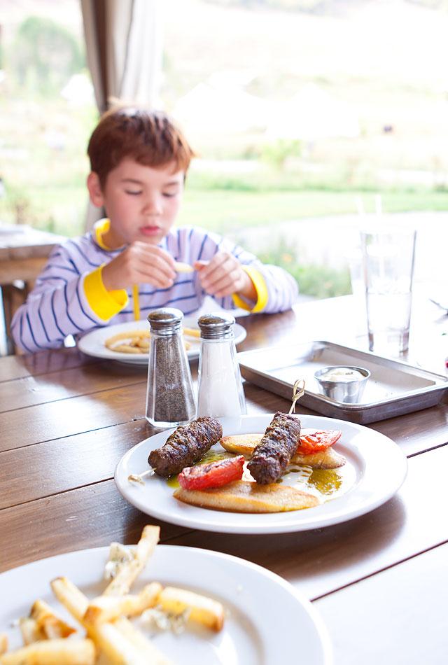 Fine Dining at Bear Lake Utah
