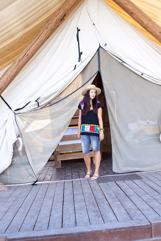 Glamping Resort at Bear Lake Utah
