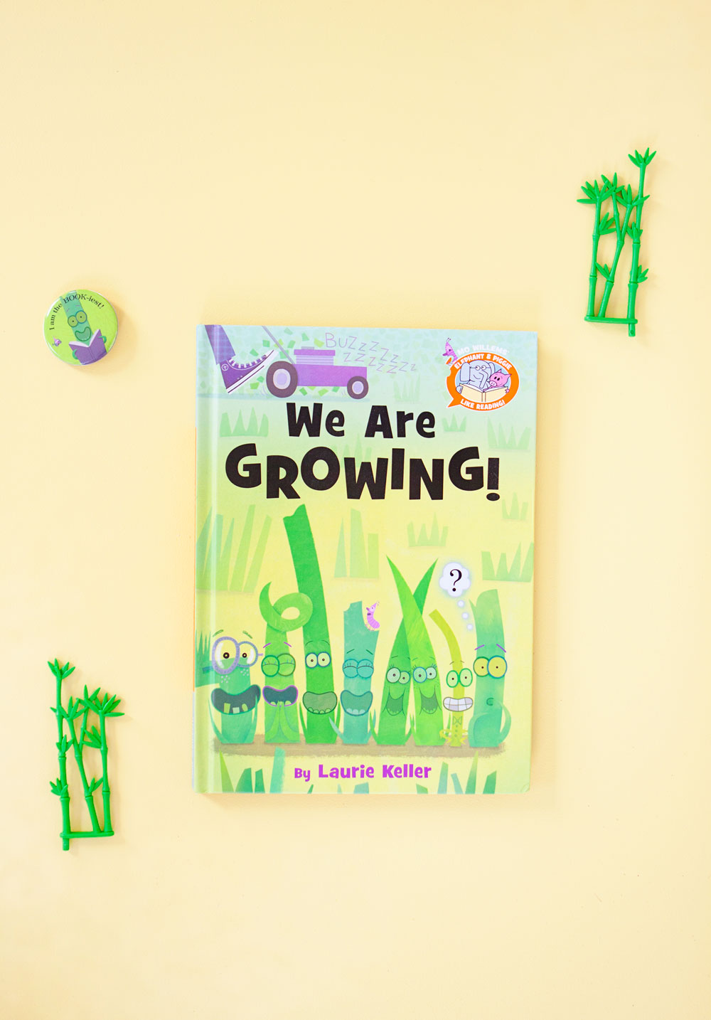 We are Growing Elephant and Piggie Like Reading Book Series #EPLR