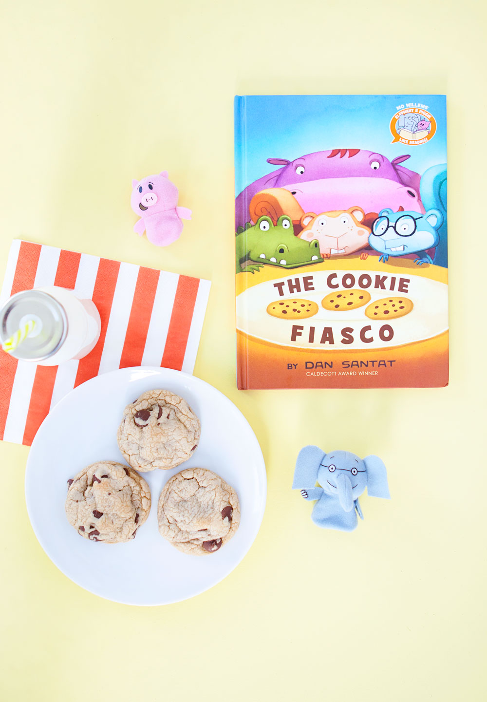 The Cookie Fiasco Elephant and Piggie like Reading Series Books