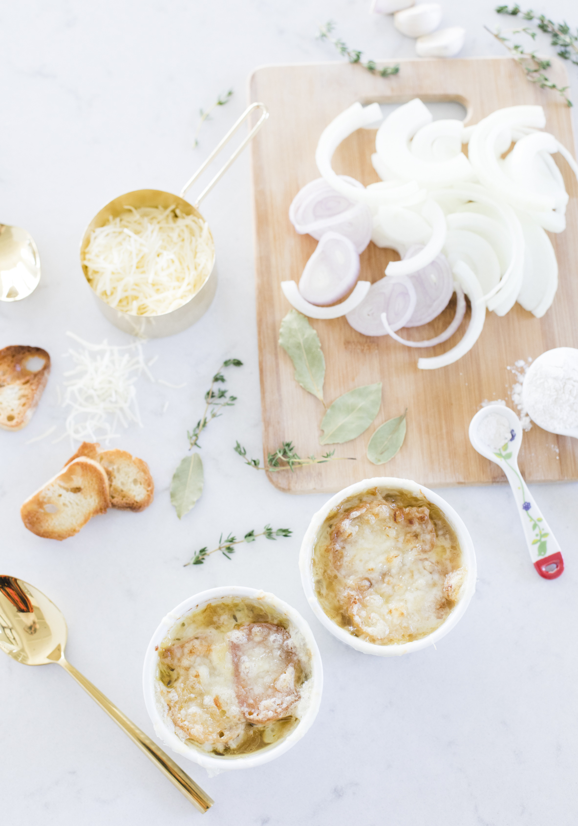 French Onion Soup Recipes