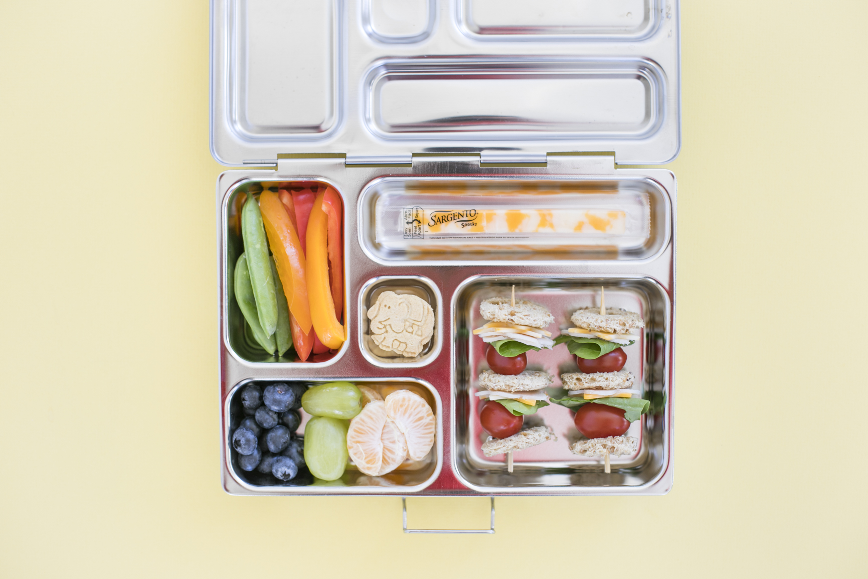 Kid's Bento Lunch Ideas
