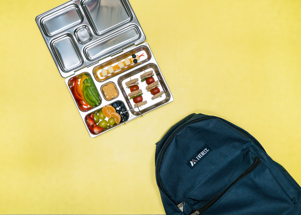 Healthy Kids Lunches with Sargento and Planetbox