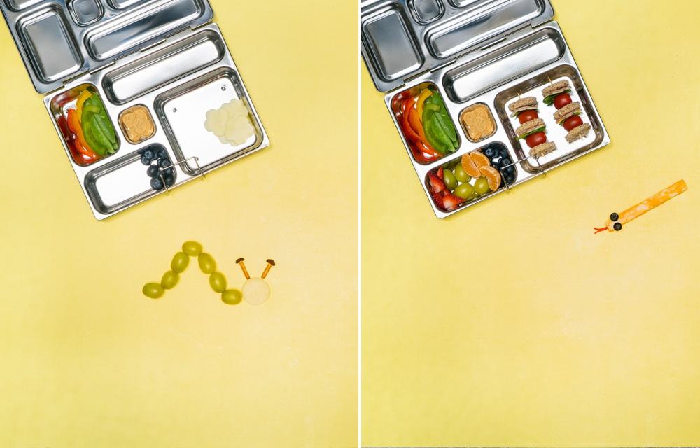 Kids Snack Ideas Caterpillar Snack Snake