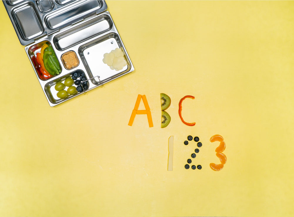 Kids Snack Ideas ABC's with Sargento Cheese