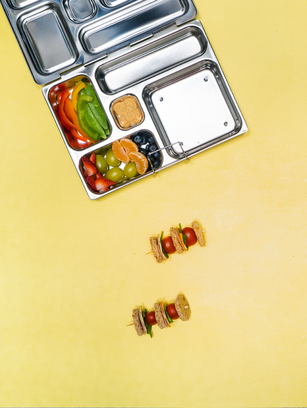 Healthy Kids Lunches Planetbox