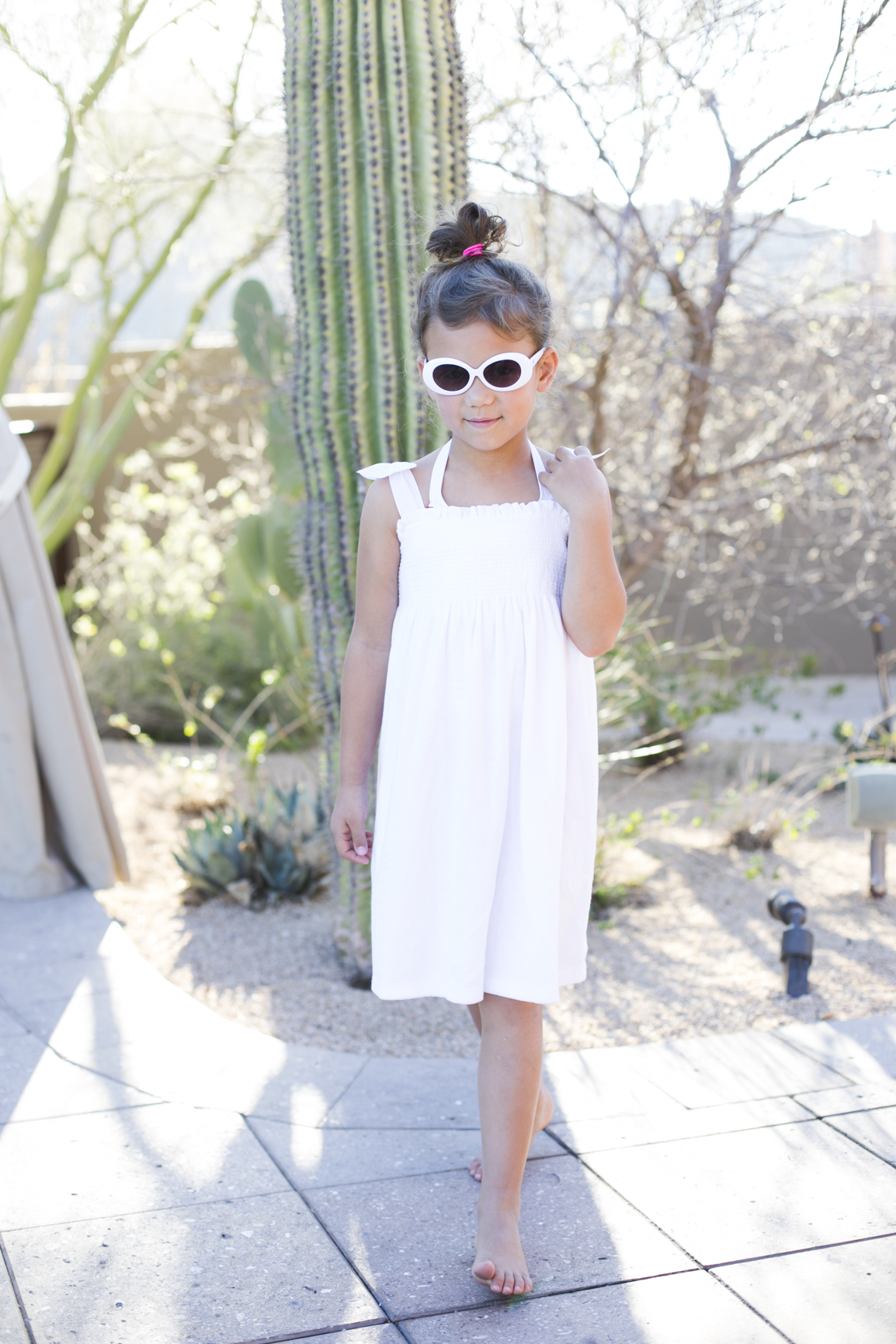 Girls Janie and Jack Swimsuit Coverup