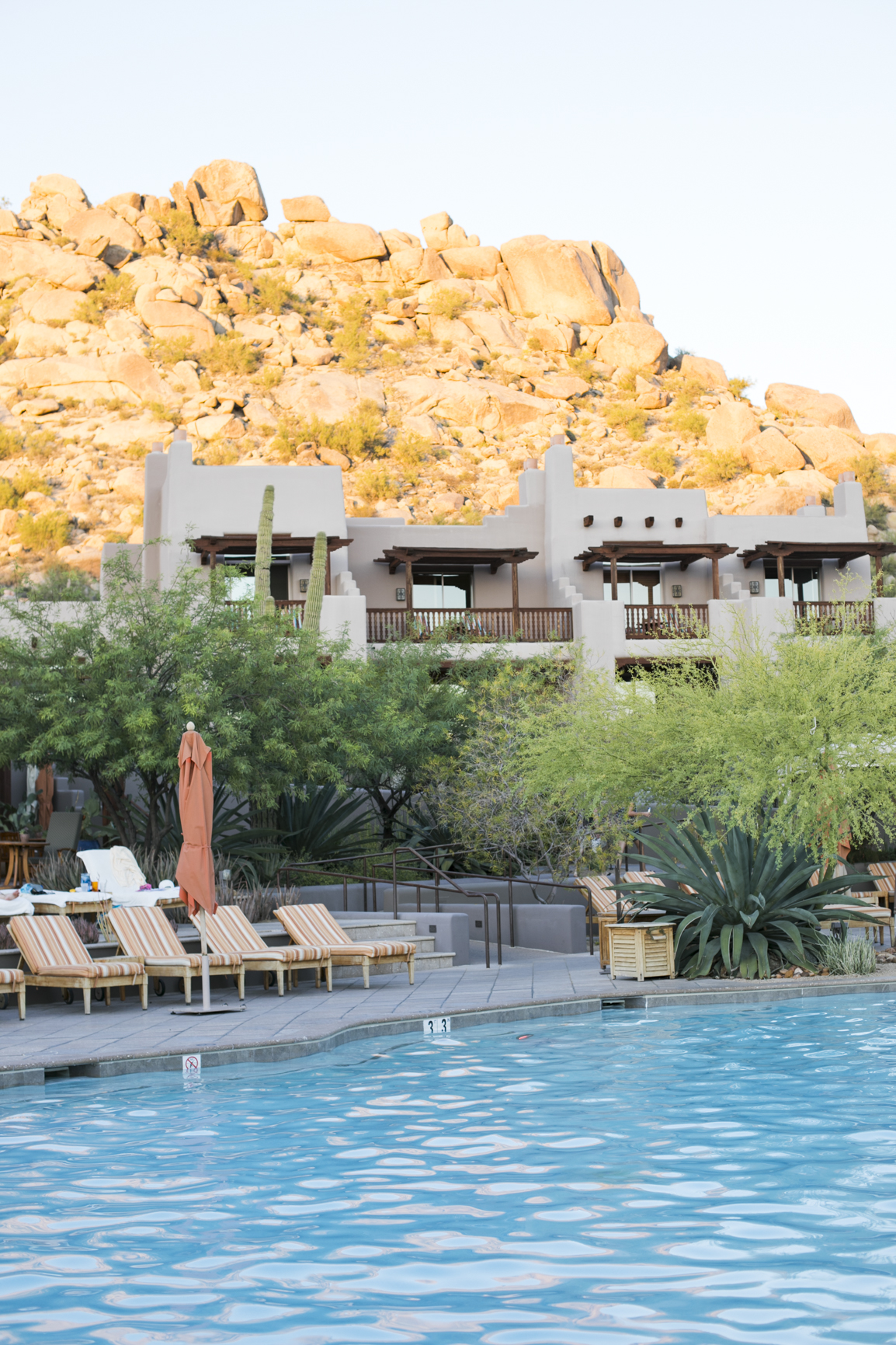 Four Seasons Scottsdale at Troon North Pool