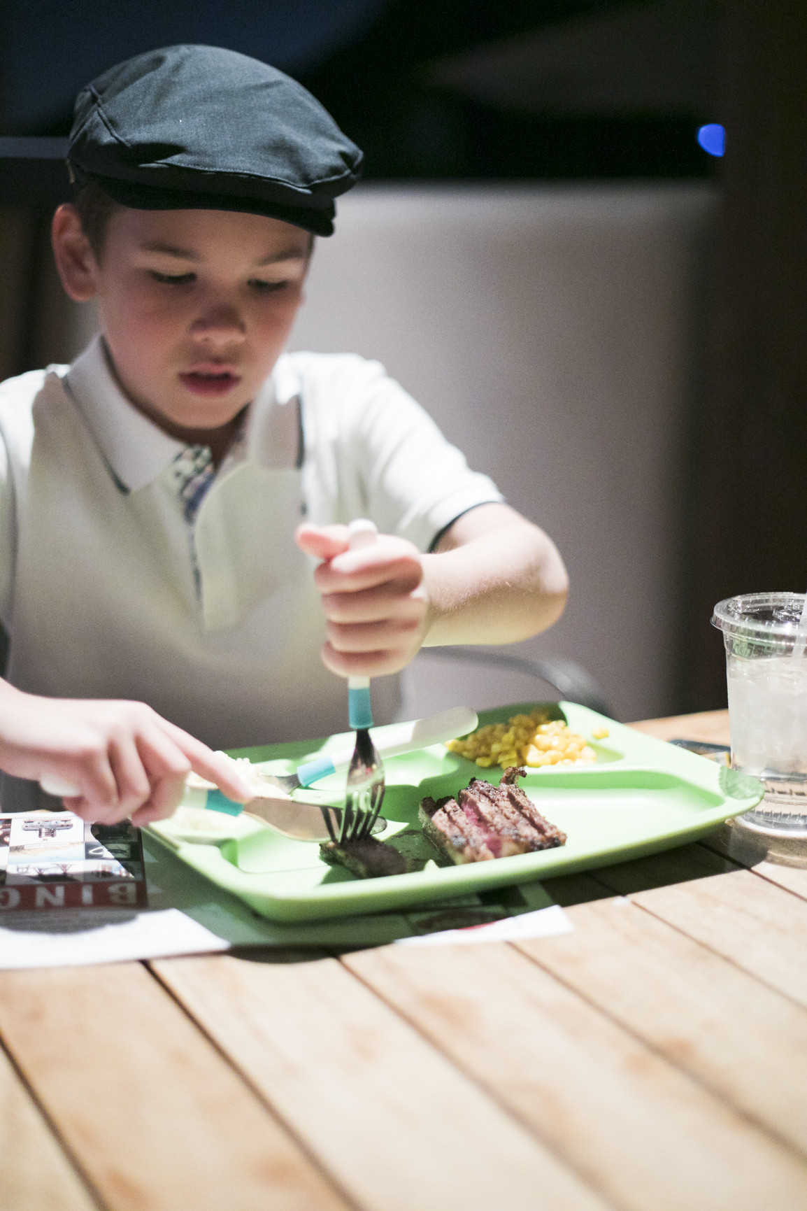 Kids Meals at Proof Canteen Four Season Resort Scottsdale