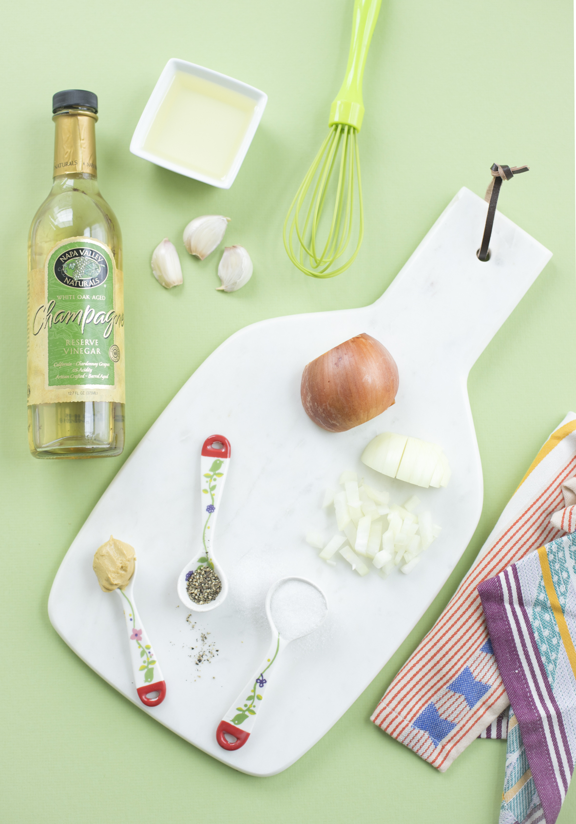 Champagne Vinaigrette Recipe