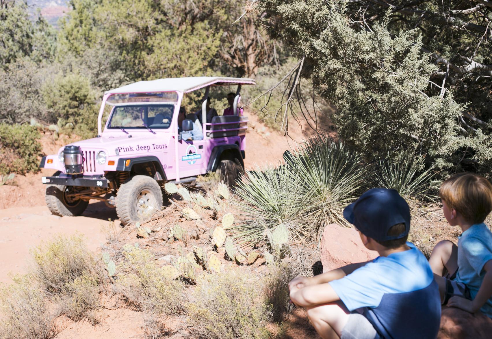 Sedona Arizona Jeep Tours