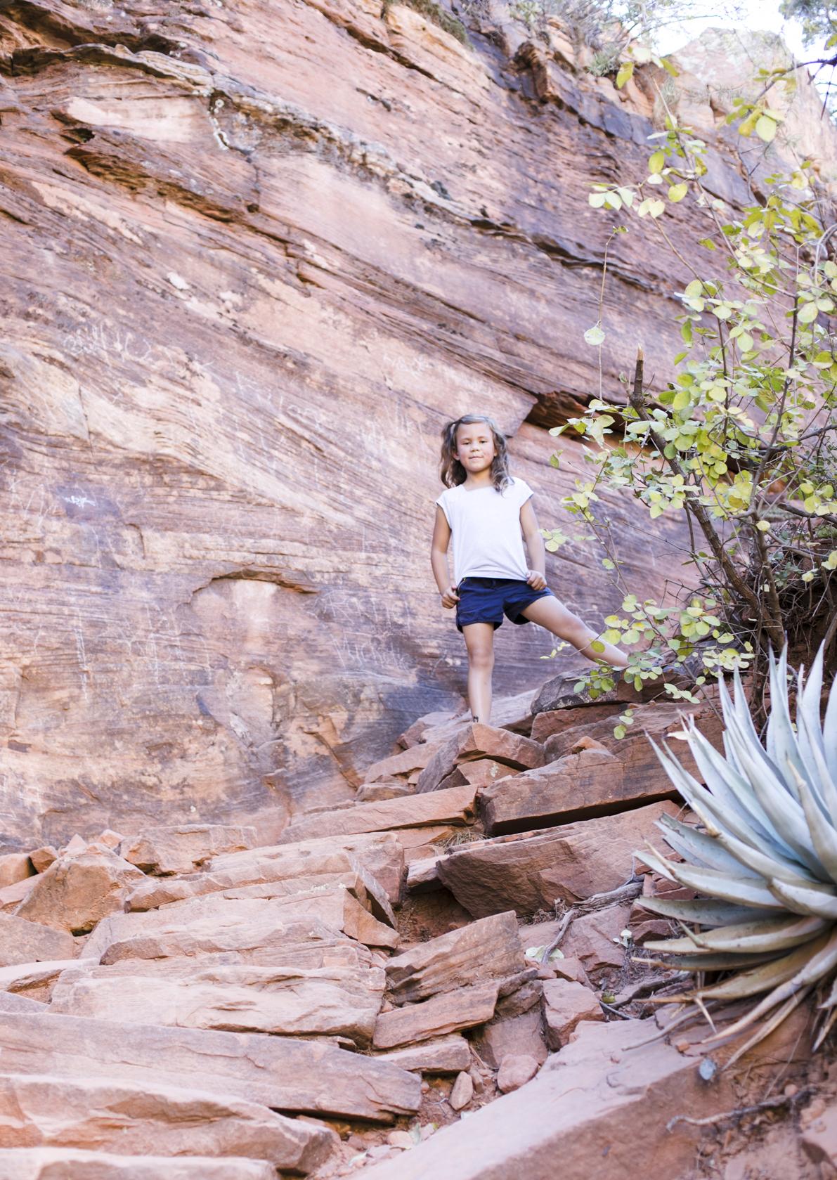 Devil's Bridge Hike Sedona Arizona
